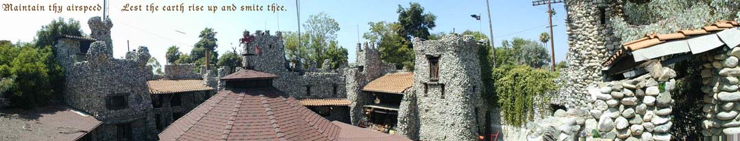 Panorama of the Castle area of Rubel Pharms.
